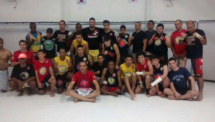 Antônio Montanha MMA Ubá (Foto: Antônio Branjão/Arquivo pessoal)