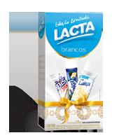 Lacta Mix Brancos 215 g (Foto: Divulgação)