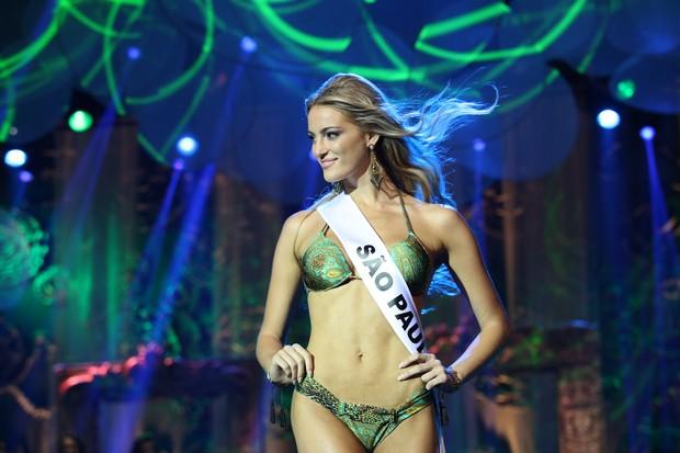 Miss São Paulo (Foto: Divulgação)