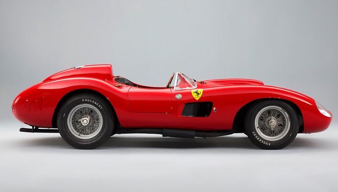 Ferrari 335 S Spider Scaglietti (Foto: Reprodução)