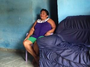 Nonata abriu mão do bolsa família após melhorar de vida (Foto: Clarissa Carramilo/G1)