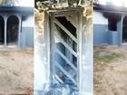 Escola e base policial são queimadas; número de ataques no RN passa de 90