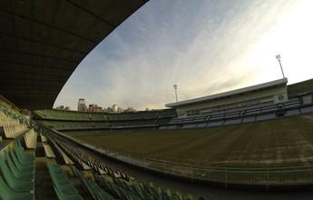 Coritiba adia coletiva de apresentação de projetos do estádio Couto Pereira