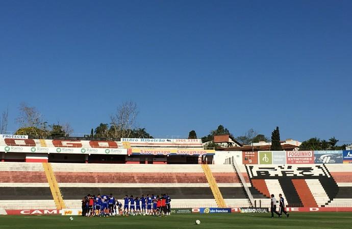 estádio santa cruz (Foto: Cleber Akamine)