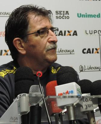 René Simões Figueirense (Foto: Luiz Henrique/FFC)
