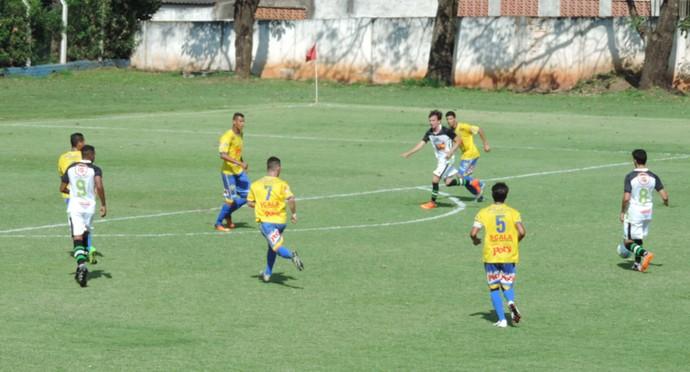 Presidente Prudente x Esportiva Araçatuba, Paulista Sub-20 (Foto: Murilo Rincon / GloboEsporte.com)