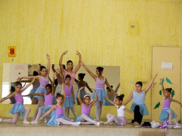 São João do Marinheiro, uma pequena vila e sua relação com a arte da dança