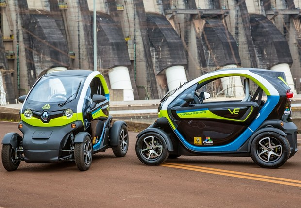 Renault Twizy  (Foto: Divulgação)