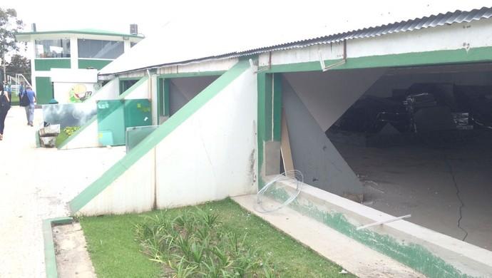 Academia de Futebol Palmeiras (Foto: Felipe Zito)