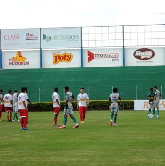 Mirassol, José Bonifácio, amistoso, jogo-treino (Foto: Vinicius de Paula / Mirassol FC)