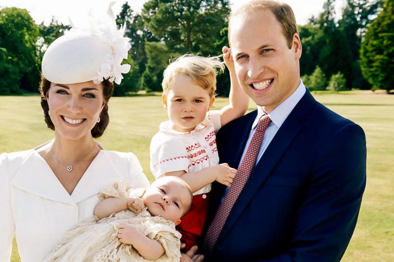 Kate Middleton e príncipe William esperam o terceiro filho (Foto: Reprodução )