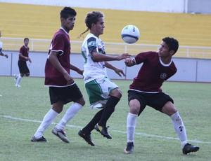 Andirá e Juventus se enfrentam no Florestão pelo Acreano Sub-19 (Foto: Francisco Dandão/Arquivo Pessoal)