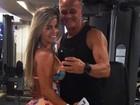 Kadu Moliterno posta foto e se declara para Cristianne Rodriguez
