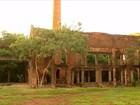 Construída em 1949, 'usina velha' em Dourados, MS, vira ponto turístico