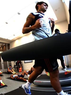 Rafael Sobis treino Fluminense (Foto: Nelson Perez / Flickr do Fluminense)