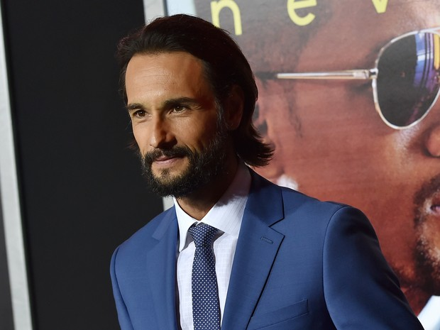 Rodrigo Santoro em première de filme em Los Angeles, nos Estados Unidos (Foto: Kevin Winter/ Getty Images/ AFP)
