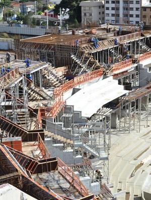 Arena da Baixada 26 de março (Foto: Divulgação/Site oficial do Atlético-PR)