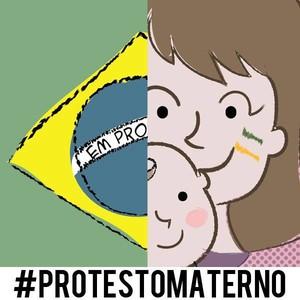 protesto_blogueiras (Foto: divulgação)