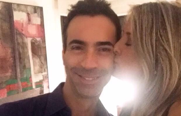 César Tralli e Ticiane Pinheiro (Foto: Reprodução/Instagram)