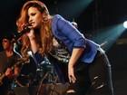 Demi Lovato e Alessandra Ambrósio lamentam tragédia em Santa Maria
