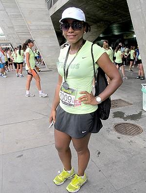 Rosana Genésio corrida Eu Atleta Circuito Vênus  (Foto: Patricia Palhares / Globoesporte.com)