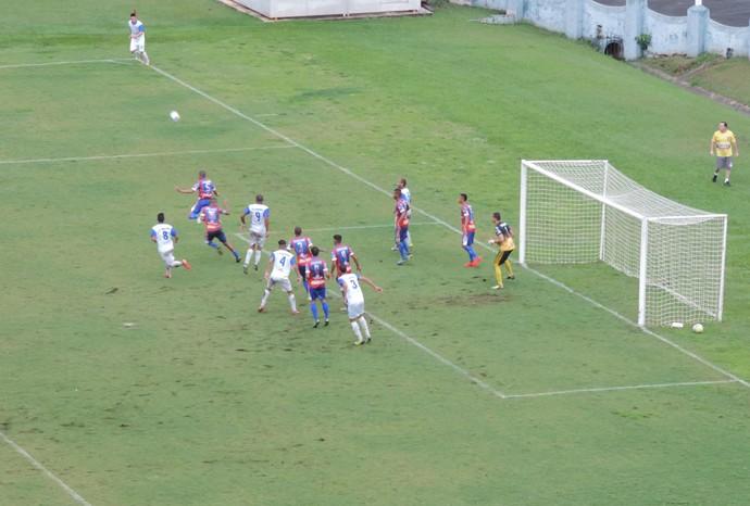 Grêmio Prudente e Assisense se enfrentaram neste sábado (12), no Estádio Prudentão (Foto: Murilo Rincon / GloboEsporte.com)