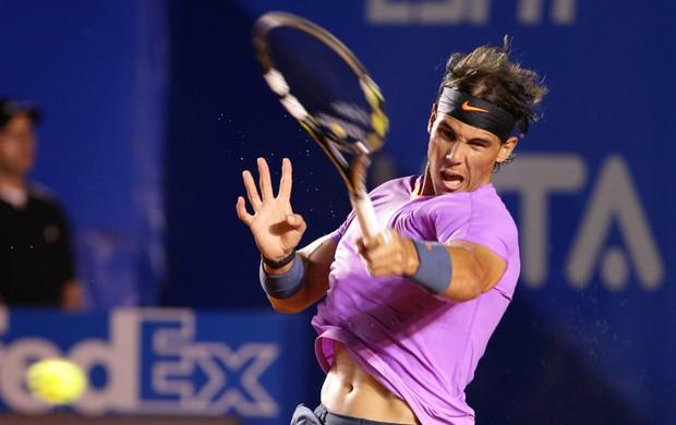 Rafael Nadal, ATP 500 de Acapulco (Foto: EFE)