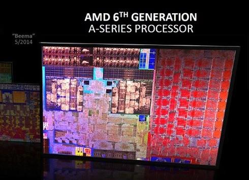 Nova geração de APU Carrizo é aposta da AMD para notebooks