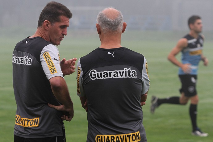 Mancini Moraci (Foto: Satiro Sodré / Botafogo)
