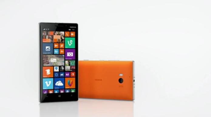 Lumia 930 é o novo top de linha da Nokia com câmera PureView de 20 megapixels e Windows Phone 8.1 (Foto: Divulgação/Nokia)