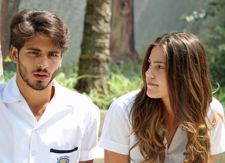 Roger e Alina combinam de negar tudo se Luan confessar