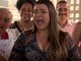 No 'Esquenta', Preta Gil visita família com Regina Casé, e fala da neta: 'Faço todas as vontades'