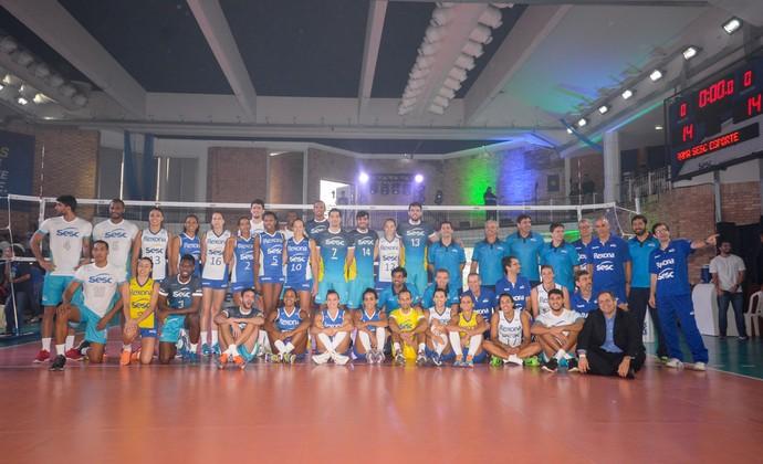 Rio de Janeiro Sesc apresentação (Foto: Erbs JR.)