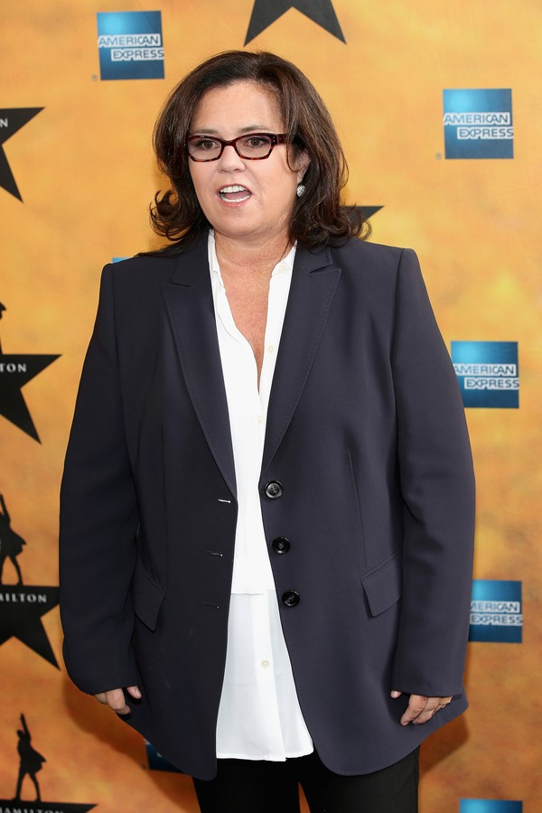 A atriz Rosie O'Donnell (Foto: Getty Images)