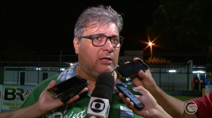 Luis Miguel, 4 de Julho  (Foto: TV Clube)