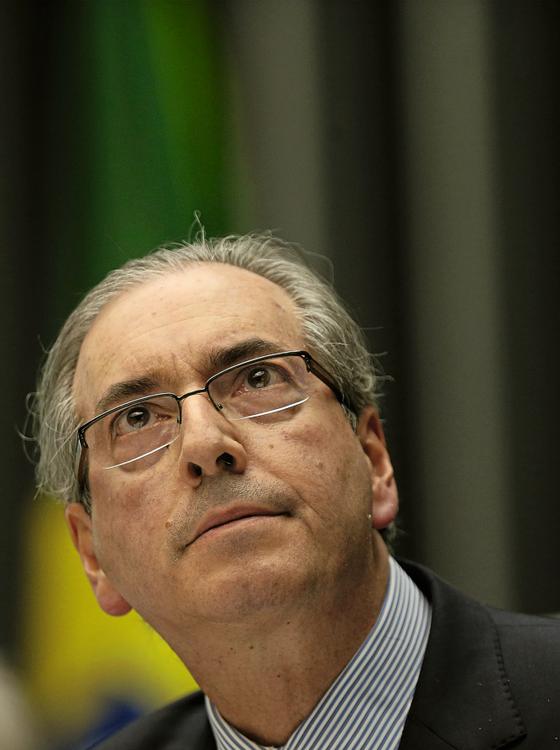O ex-presidente da Câmara Eduardo Cunha (Foto:  Adriano Machado/ÉPOCA)