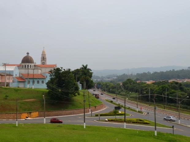 Em 2012, Louveira registrou 2º maior PIB per capita do país (Foto: Fernando Pacífico / G1 Campinas)