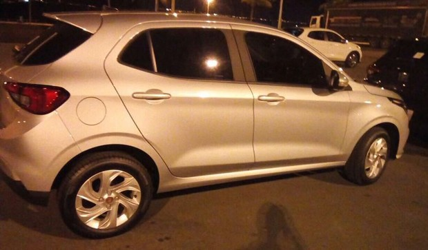 Vazam novas fotos do Fiat Argo (Foto: Reprodução)