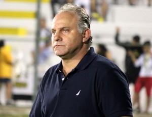 Toninho Cecílio - técnico do ABC (Foto: Diego Simonetti/Blog do Major)