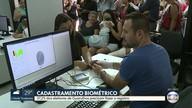 Termina em um mês cadastramento biométrico em Guarulhos