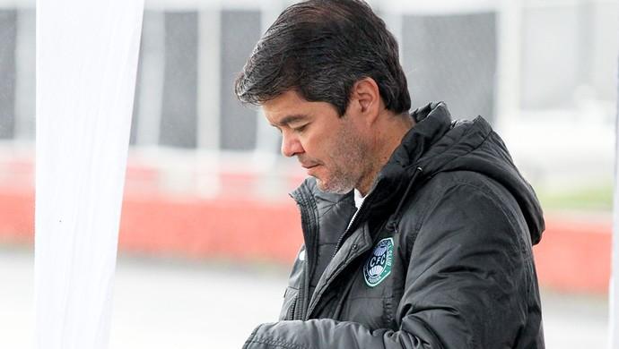 Felipe Ximenes Coritiba (Foto: Divulgação / Site oficial do Coritiba)