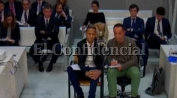 Neymar depoimento (Foto: Reprodução/YouTube)