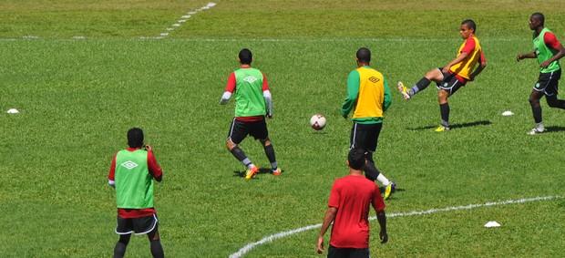 Chapecoense segue preparação para semifinal (Foto: Divulgação, Chapecoense)