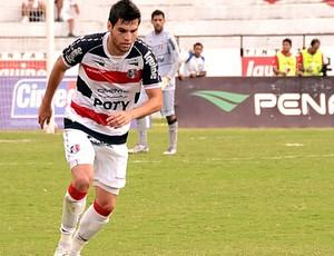 William Alves - Santa Cruz (Foto: Divulgação/CoralNet)