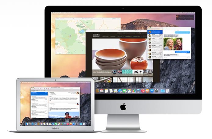 OS X Yosemite traz 15 novas funções inéditas para usuários Mavericks (Foto: Divulgação/Apple)