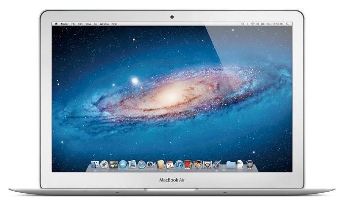 Ultrabook da Apple é um dos mais populares do mundo (Foto: Divulgação)
