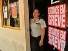 Greve dos servidores do Detran completa oito dias em Mato Grosso