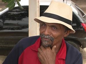 Cosme Jeremias explica que não explicaram o que era a obra de Alagoa Grande (Foto: Reprodução/TV Cabo Branco)