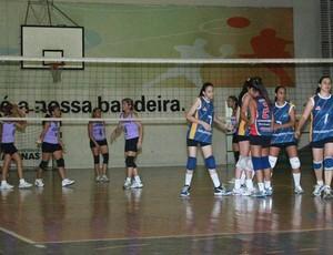 vôlei amazonas (Foto: Frank Cunha globoesporte.com)