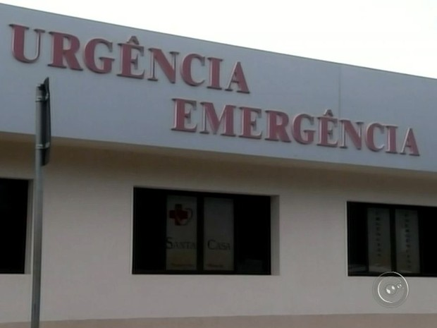 Santa Casa de Ourinhos vai fechar especialidades (Foto: Reprodução / TV TEM)